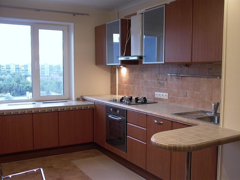 Кухни из пвх фото